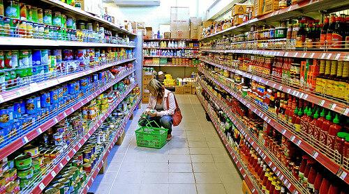 Asian Supermarket Gold