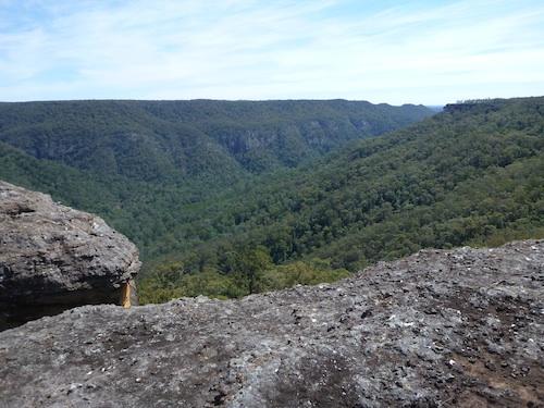 Ettrema Wilderness - A perfect testing ground.