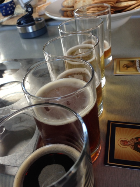 Boutique Beer Tasting at MT Brewery