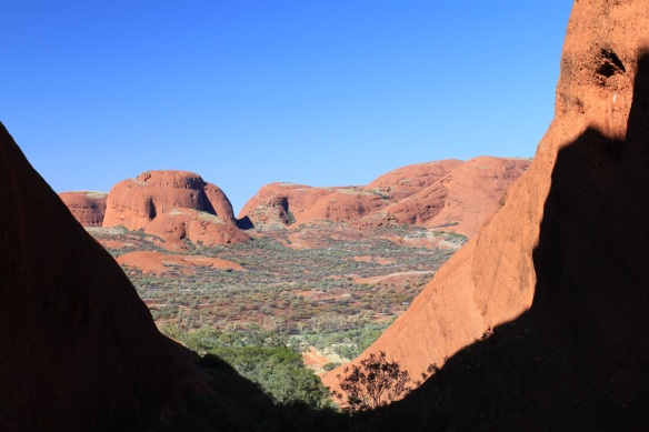 Kata Tjuta - Valley of the Winds walk (pic: Caro Ryan)