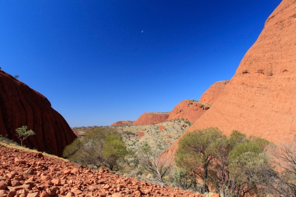 Kata Tjuta Valley of the Winds walk (pic: Caro Ryan)