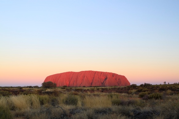 Uluru at Sunrise (Pic: Caro Ryan)