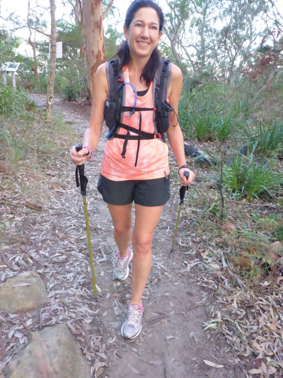 Helen - Nordic Walking Instructor… amongst many other inspiring achievements!